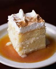 Recipe Tres Leches 3 Puerto Rico