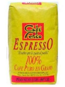 Cafe Rico Whole Beans 5 pounds, Rico Coffee, Puerto Rican Coffee, Cafe de Puerto Rico Puerto Rico