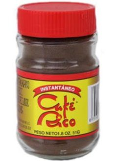 Cafe Rico Instant Coffee 1.8onz Puerto Rico