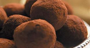 Recipe Trufas Chocolate Puerto Rico