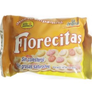 Galletas Florecitas de Royal Borinquen