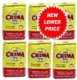 Cafe Crema 14onz 6 bags, Crema Coffee from Puerto Rico 14onz 6 Bags